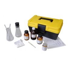 Экознайка 3. Набор для исследования жесткости, хлорида, железа и СПАВ в воде