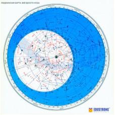 Карта звездного неба (подвижная)