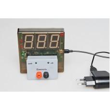 Датчик электрической емкости с независимой индикацией (демонстрационный)