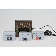 Набор датчиков с независимой индикацией (индуктивности, емкости, сопротивления)