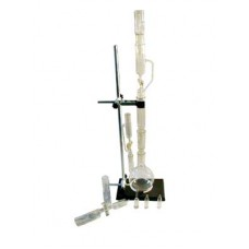 Прибор для получения растворимых веществ в твердом виде.ПРВ