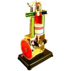 Модель двигателя внутреннего сгорания