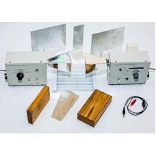 Комплект приборов и принадлежностей для демонстрации св-в электромагнитных волн