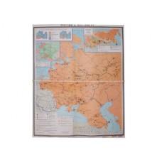 Учебная карта