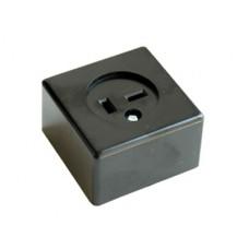 Розетка электрическая 42 В (полюсная)
